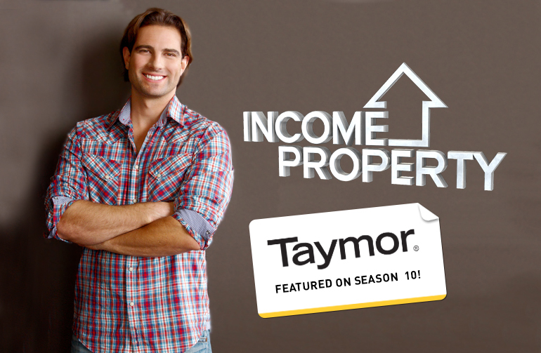 Taymor Hint of Black in the Income Property Premier