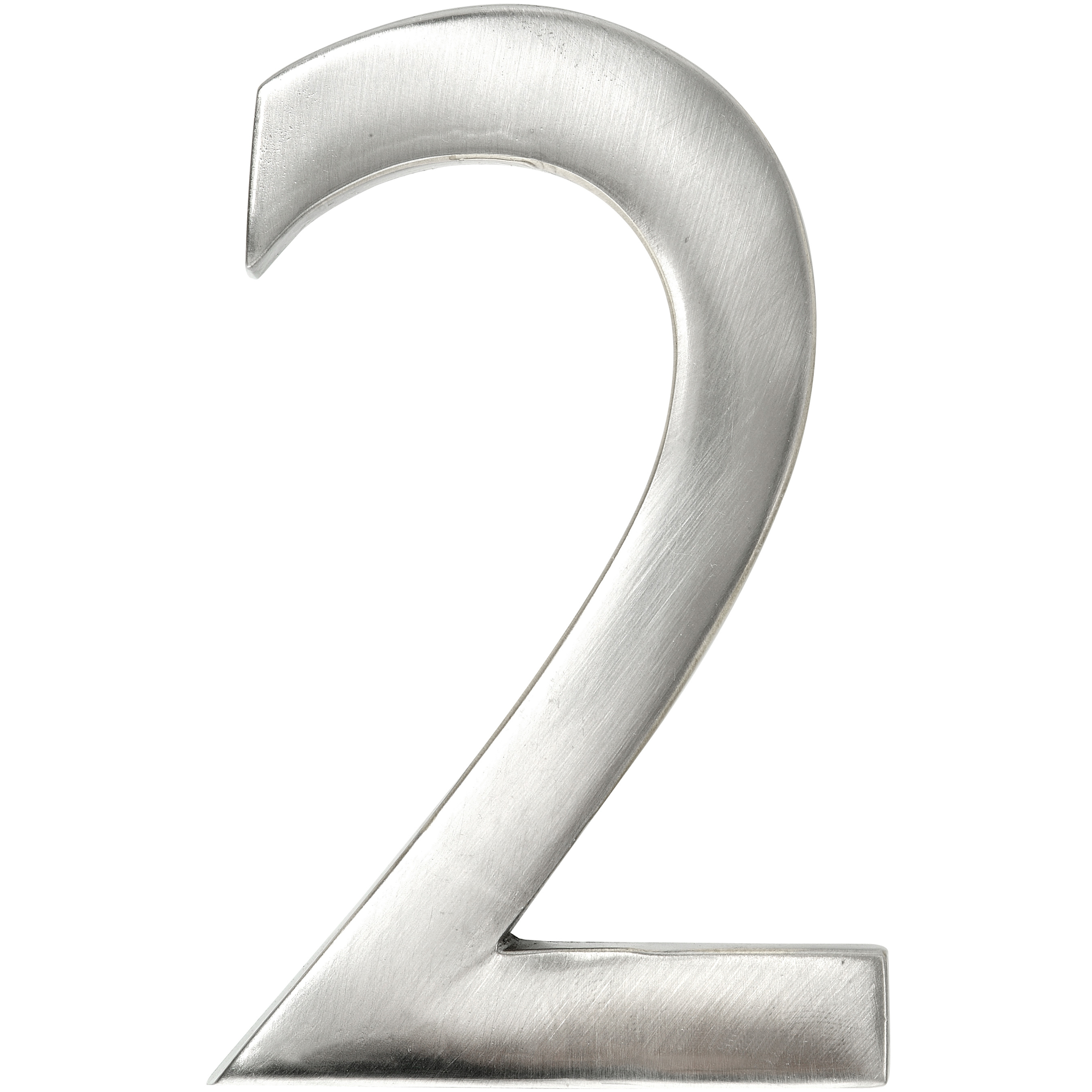 Modern Style Solid Brass House Numbers House Numbers Taymor USA